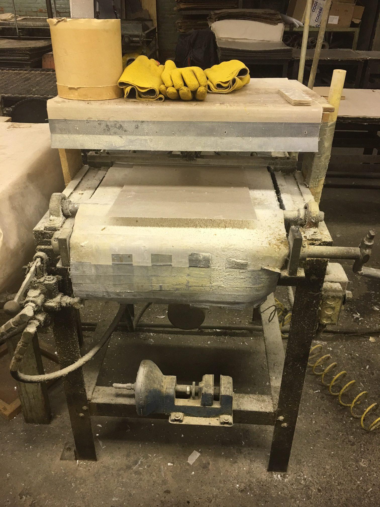 Cleveland Mica Machine